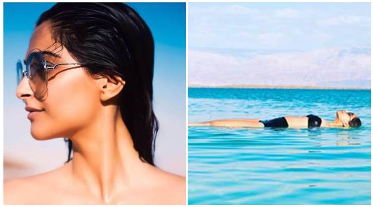 Sonam kapoor hot bikini that interrupt
