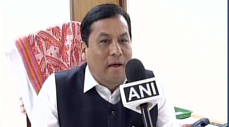 Sarbananda Sonowal, Assam, Railway lines from Hajai to Limding, Assam railway lines, Narendra Modi, Suresh Prabhu, Rajen Gohain, Assam news, Latest news, India news,