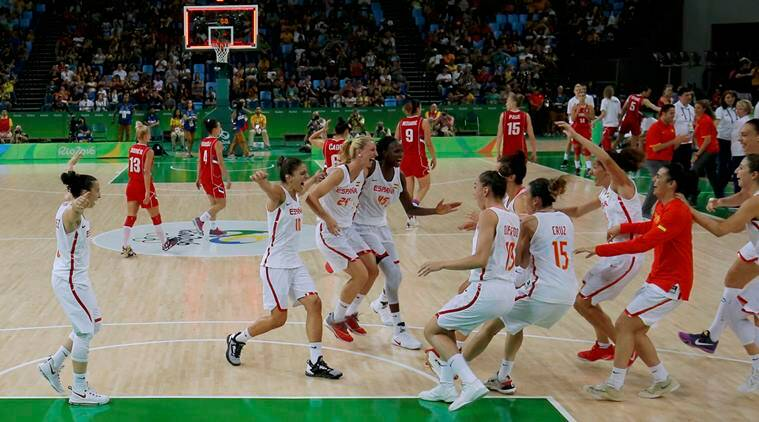 Spain vs Serbia, Spain women basketball vs Serbia, Spain vs Serbia score, Spain vs Serbia result, Rio 2016 Olympics, Rio games, Basketball news, Sports