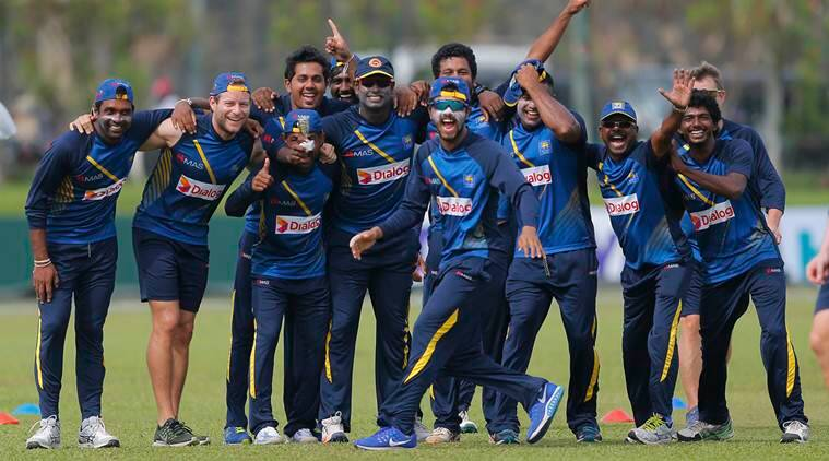 Sri Lanka Australia Cricket