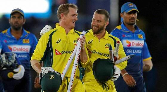 Australia beat Sri Lanka by 6 wickets, clinch ODI series