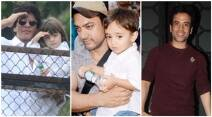 Shah Rukh Khan, Shah Rukh Khan Abram, SRk, SRK Abram, Aamir Khan, Aamir Khan son, Aamir khan son azad, Tusshar Kapoor, Tusshar Kapoor surrogacy, Sohail Khan, Nirvaan Khan, Shah Rukh Khan Surrogacy kid, SRk Abram surrogacy kid, Aamir Azad Surrogacy kid, SRK son Abram, Entertainment