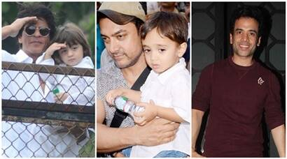 Bollywood stars who had kids through surrogacy before the law kicked in