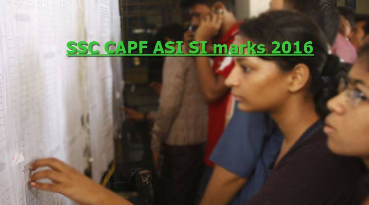 ssc, SSC CAPF result 2016, ssc.nic.in, capf marks 2016, ssc capf 2016, ssc capf result, capf result, staff selection commission,ssc,capf exam,si exam,asi exam,capf result,si result 2016,asi result,ssc si result,ssc capf re exam,results withdrawn,si asi exam,ssc exams,ssc news,ssc results