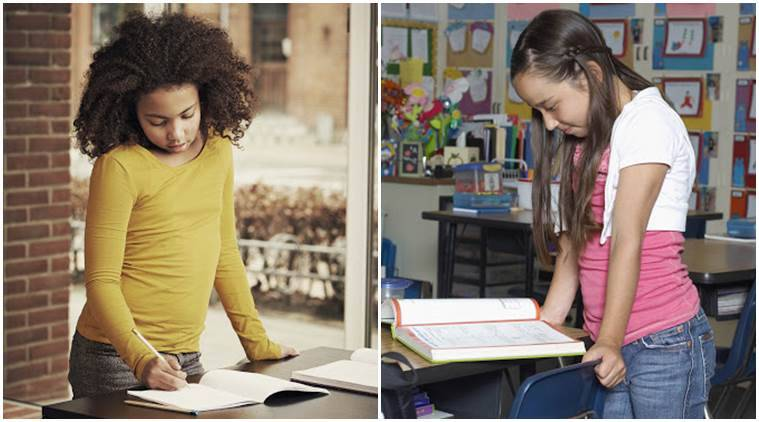 Standing desks in school, how can children lose weight, BMI in children, what is the correct weight for children, school, lifestyle news,