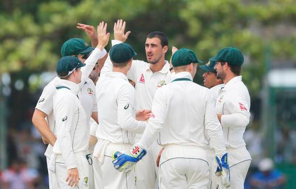 Sri Lanka vs Australia, 2nd Test Day 2: Rangana Herath hat-trick wrecks Australia, hosts in charge