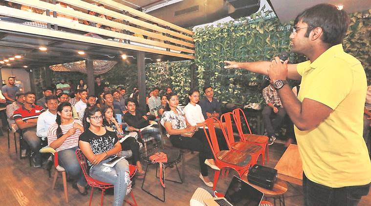 Start-up, entrepreneurship, how to launch a start-up, when to scale your start-up, team building, start-up workshop in Chandigarh, Chandigarh news,