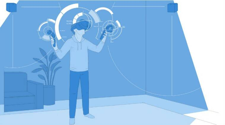 Valve Opens Up Vive 3d Tracking Technology To Developers