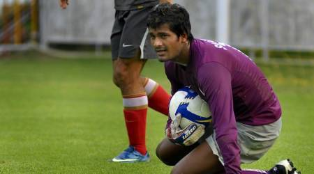 Subrata Paul dropped from India squad for AFC Asian Cup qualifier