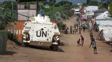 UN, britain, peacekeeping forces, peacekeepers, south sudan, sudan UN peacekeepers, United Nations, world news, indian express