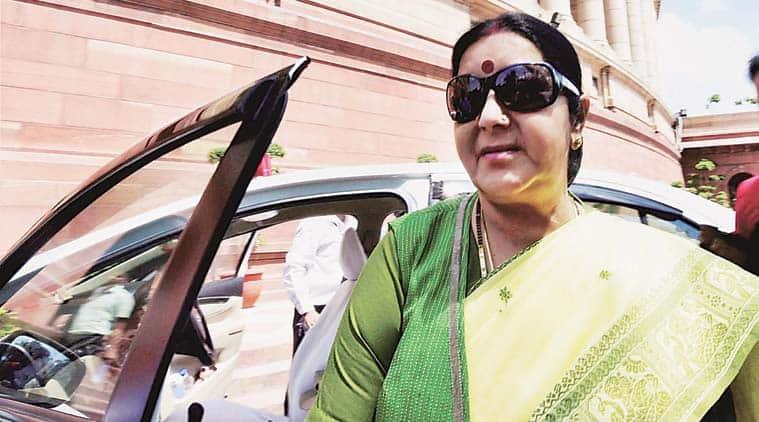 Indians in Saudi, Saudi workers, Saudi Indian workers, Indian workers in Saudi, Sushma Swaraj, India news, Saudi Arabia news