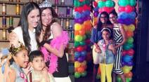 Sushmita Sen daughter birthday pics 410