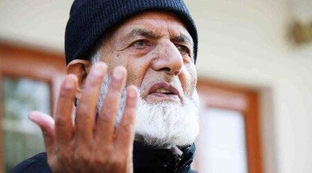 ED notice to Syed Ali Shah Geelani for illegal possession of$10000