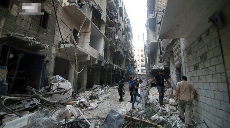 Syria, Syria civil war, Aleppo city, What is the situation in Aleppo city, Aleppo city war, War in Syria, Civil war in Aleppo, Islamist in Syria, Terror in Syria, Islamic State in Syria, Syria latest news, world news,