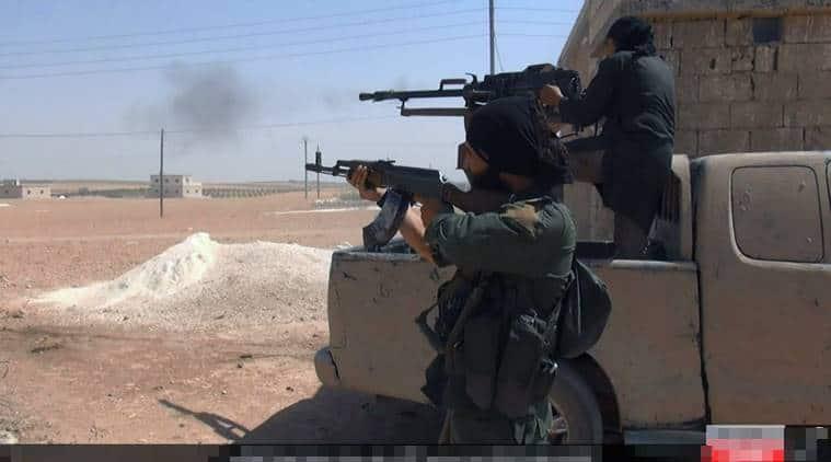 Syria, Syrian civil war, Manbij, Aleppo province, Syrian Democratic Forces, Al-Bab, Islamic State group fighters, US forces in Manbij, US forces in Al-Bab, US forces in Syria, UN, United Nations, World news,