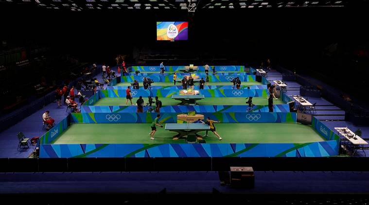Rio 2016 Olympics, Rio Table Tennis, Table Tennis India contingent, Indian contingent, Rio, Olympics, Table Tennis