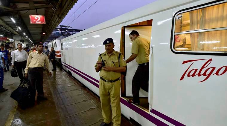 Talgo train, Talgo train trail, talgo speed trail, Talgo delhi mumbai train, talgo,  spanish talgo train, spanish train, latest news, india news, indian express