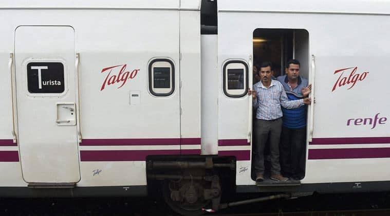 talgo, talgo train, talgo super fast train, talgo success, delhi mumbai, spanish talgo train, mumbai delhi route, talgo test, rdso, indian express news, india news