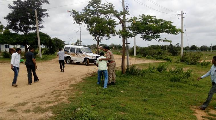 Major Encounter On Outskirts Of Hyderabad
