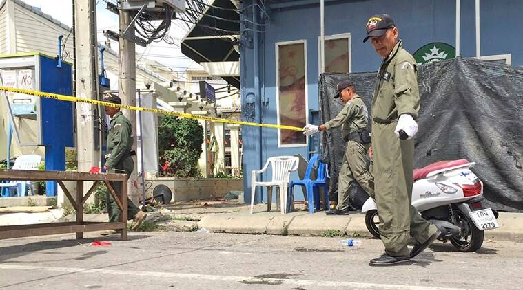 thailand, thailand bombings, thai bombings, thailand president, thailand bombings accused, thailand explosions, thailand news, world news