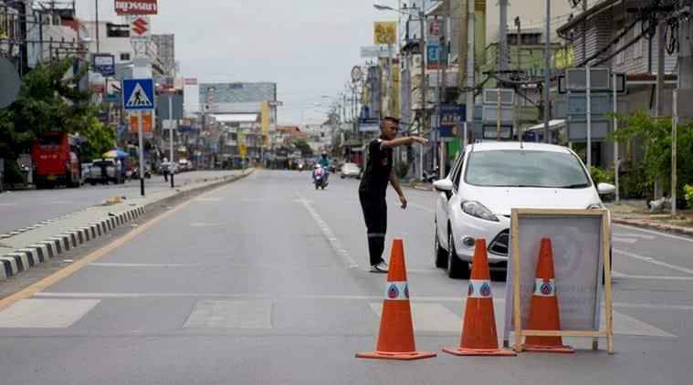 thailand, thailand balsts, thailand terror, thailand blast suspect, thailand blast accused, thailand terrorists, thailand blast arrest, thailand poice, thai police, thailand news, world news