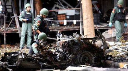 Thailand: Junta rules out link between latest bombings and earlier deadly attacks