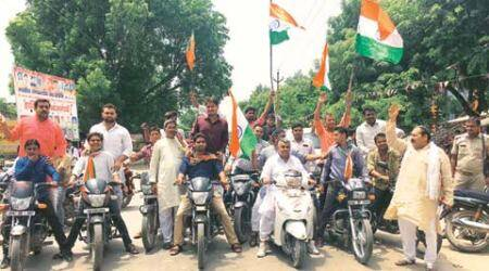 A day in the life of: Tiranga Yatra in Agra