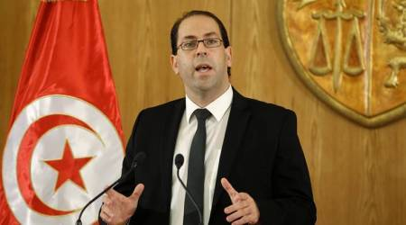 Tunisia's Prime Minister Youssef Chahed warns no one safe in anti-graft 'war'