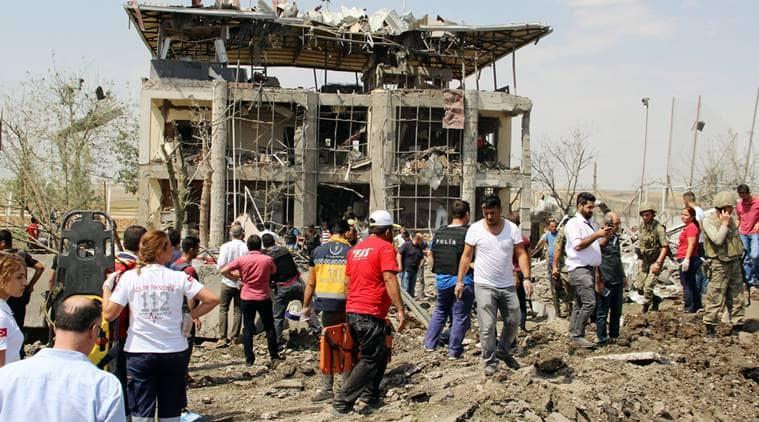 Kurdistan Workers' Party, Bomb blast in Turkey, Turkey bomb blast, Turkey latest update, Turkey news latest, Turkey terror attacks, Turkey news, world news,