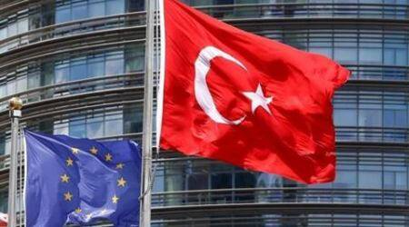 No one has right to tell Turkey who it can fight: EU minister Omer Celik