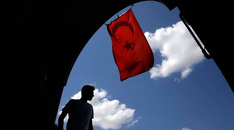 Turkey, failed coup, dismisses navy officers, navy officers dismissed, turkey defence ministry, turkey defence, turkey navy officers, world news, indian express news