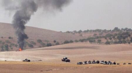Turkish army conducts military drill at Iraqi border, says army statement