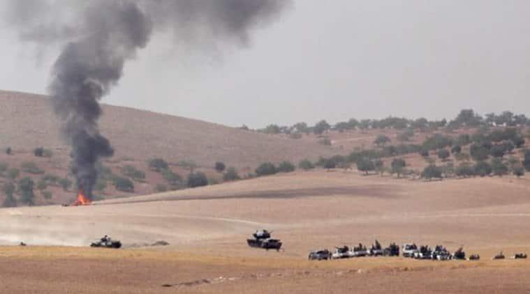 Syria, Syrian Kurdish Fighters,Turkish military , Syrian war, Turkey and Kurdish fighters, Kurdish fighter in Syria, Syria latest news, International news, International relations, World news, foreign affairs, international wars, latest news