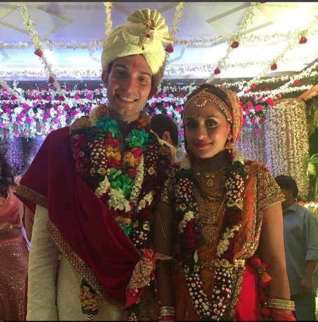 Shweta Pandit, singer Shweta Pandit, Shweta Pandit wedding, Shweta Pandit wedding images, Shweta Pandit images, shweta pandit Ivano Fucci wedding