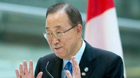 UN chief Ban Ki-moon welcomes Donald Trump's call for unity