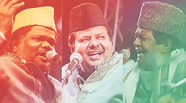 Sabri Brothers, rekhta foundation, sabri brothers urdu, mushaira, qawwali, dastaangoi, plays, calligraphy, chandigarh dastangoi, chandigarh rekhta, chandigarh news