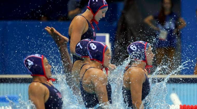 Water Polo - Women's Quarterfinal Brazil v USA