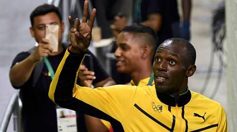 Bolt reigns supreme but too many empty seats