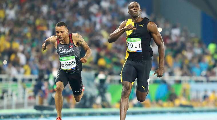 Usain Bolt shines bright, wins another gold in Olympic ...
