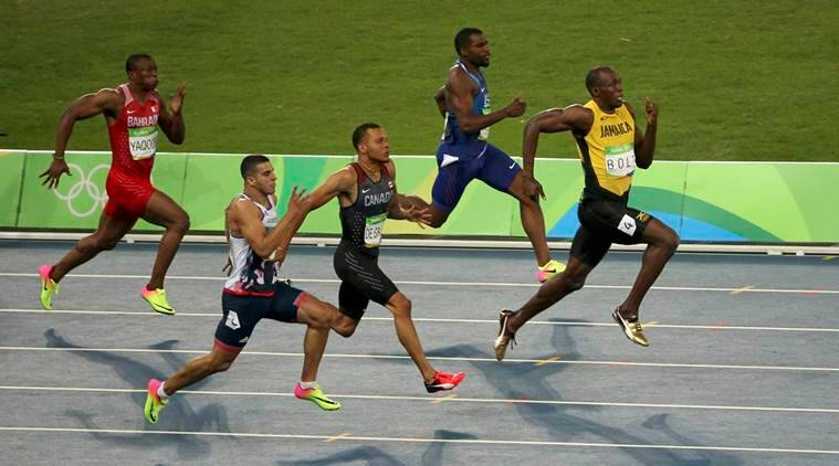 Usain Bolt Wins 200m Gold Medal With A Timing Of 19 78