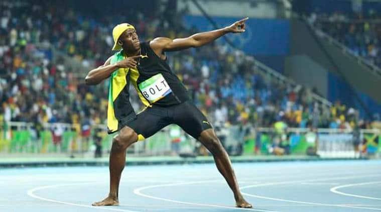 Usain Bolt, Usain Bolt 100m race Usain Bolt 100m record, Usain Bolt justin gatlin, Usain Bolt Rio 2016 olympics medals, Usain Bolt gold, Rio 2016 olympics, Rio Olympics, Rio, Olympics, 100m