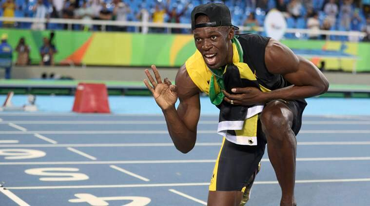 b8df10997f9 Olympic mission accomplished for  greatest  Usain Bolt