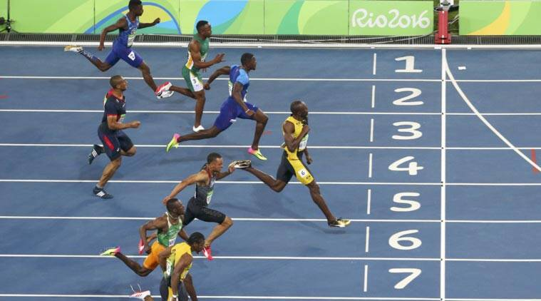 Slower but Usain Bolt still fast enough to win 100m gold ...