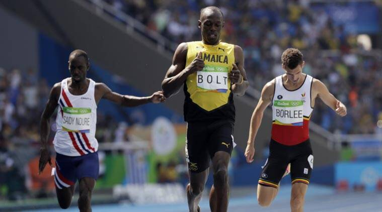 Usain Bolt, Usain Bolt, Usain Bolt 200m, Usain Bolt 200m heats, Usain Bolt Rio 2016 Olympics 200m heat, Usain Bolt race video, Usain Bolt record, usain bolt heat time, sports news, sports