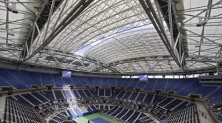 US Open, US Open roof, Arthur Ashe Stadium new roof, Arthur Ashe Stadium roof, Arthur Ashe Stadium US Open, US Open new roof photo, Tennis News, Tennis