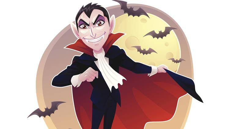According to a self-proclaimed vampire, blood tastes mettalic. (Source: Thinkstock Images)