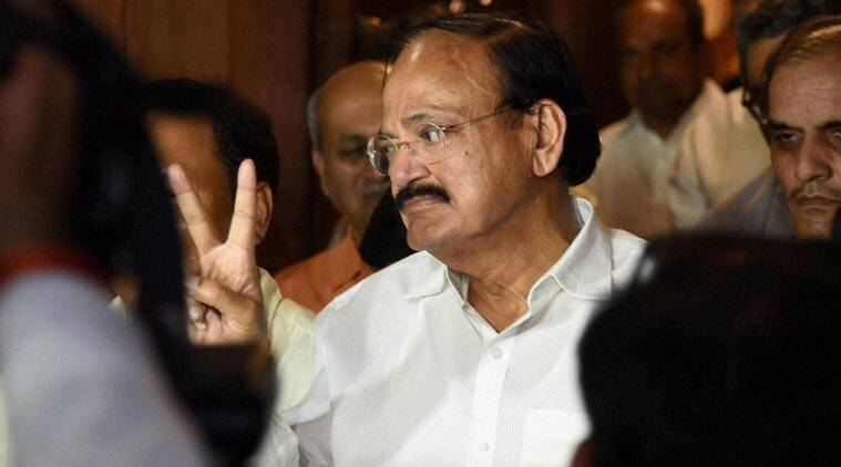 Vice President-elect M Venkaiah Naidu, M Venkaiah naidu news, latest news, India news, National news, latest news, India news,