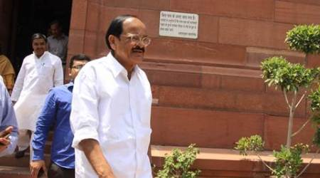 Venkaiah Naidu, M Venkaiah Naidu, doordarshan foundation day, foundation day doordarshan, Venkaiah Naidu doordarshan foundation day, indian express, india news