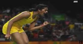 Fans Elated As Sindhu Reaches Badminton Singles Finals At Rio 2016