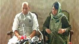Rajnath Singh In Srinagar: India's Future Cannot Exist Without The Future OfKashmir